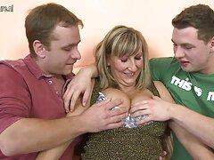 Excelente Trio Gay videos prnos mexicanos bareback,